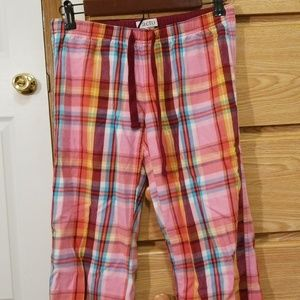 Aeropostle Pj Pants, with buttons to make capris
